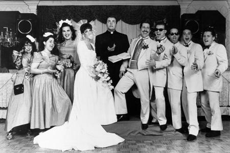 Joey And Maria The Wedding Scene